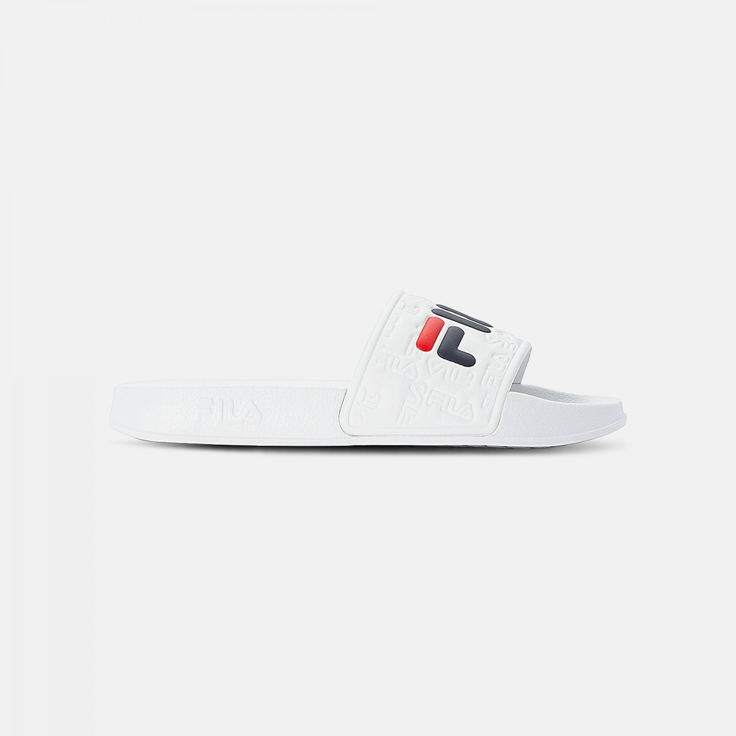 Fila Boardwalk Slipper Wmn white Bild 1