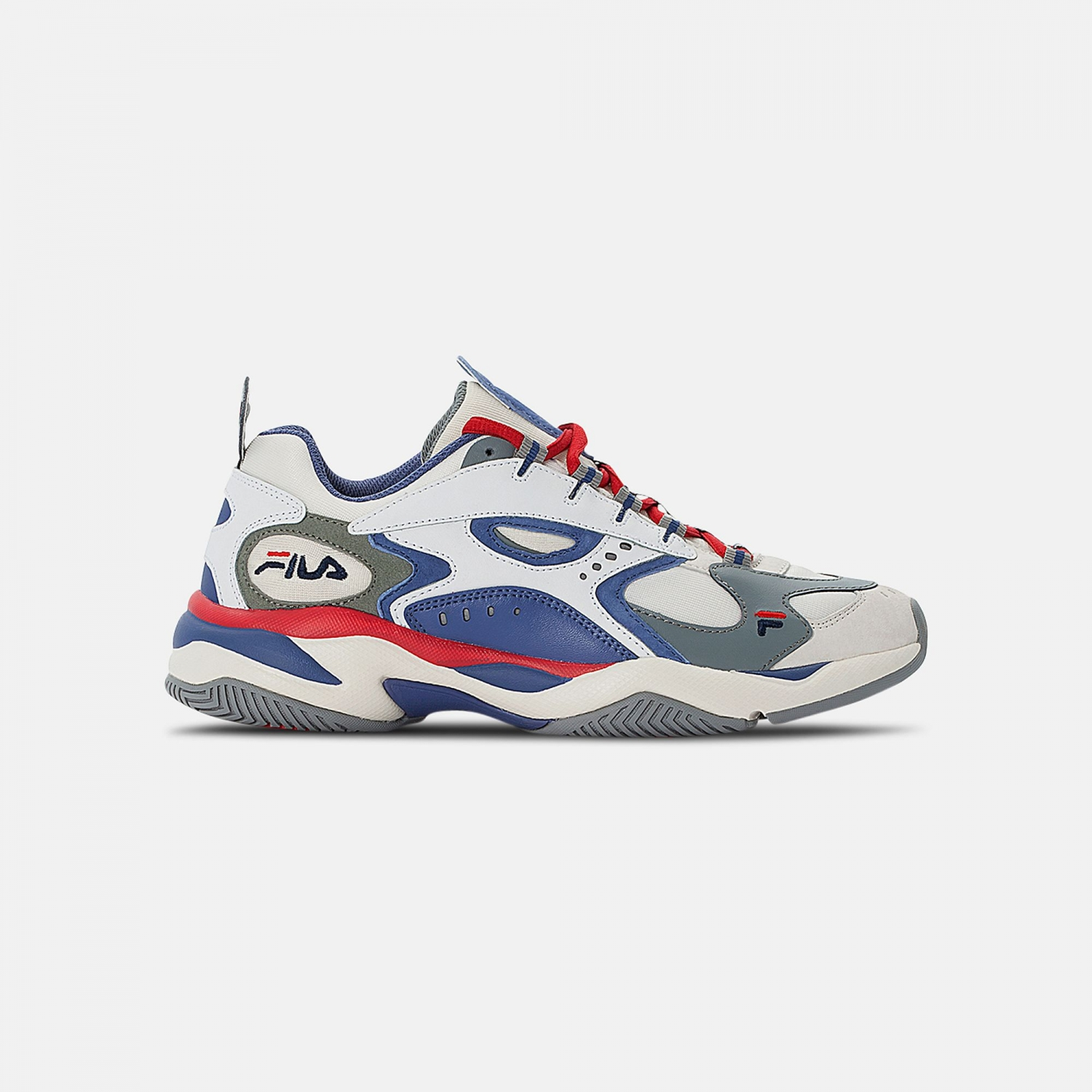 Fila Boveasorus Wmn grey-blue-red Bild 1