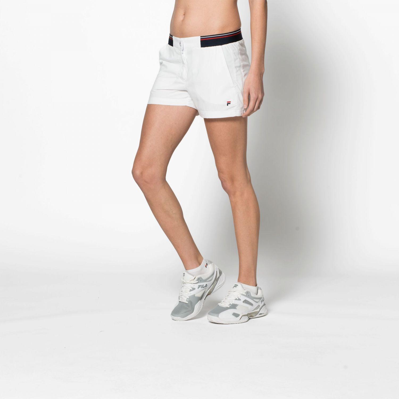 Fila Boxy Shorts Bianca Bild 1