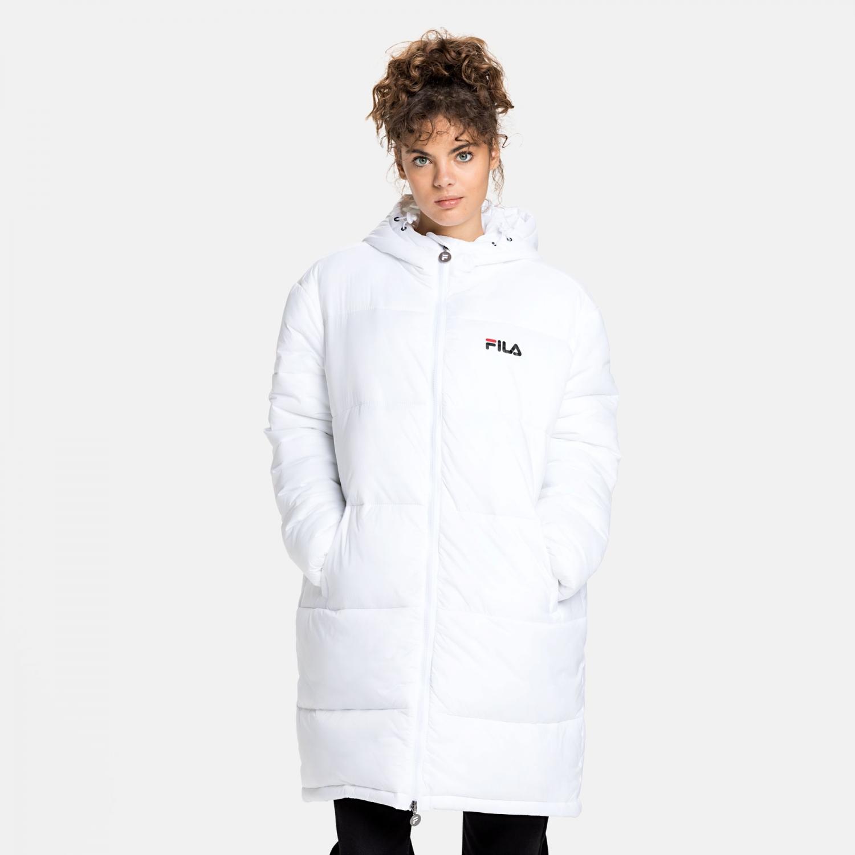 Fila Bronwen Puff Hood Jacket white Bild 1