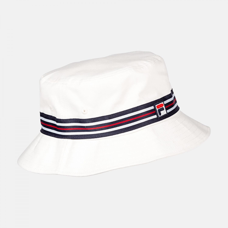 Fila Bucket Hat With Heritage Tape Bild 1
