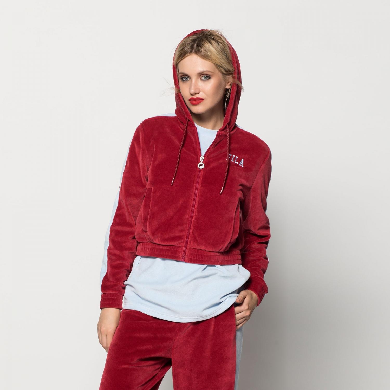 4a9c6dd6 Carly Zip Hooded Jacket
