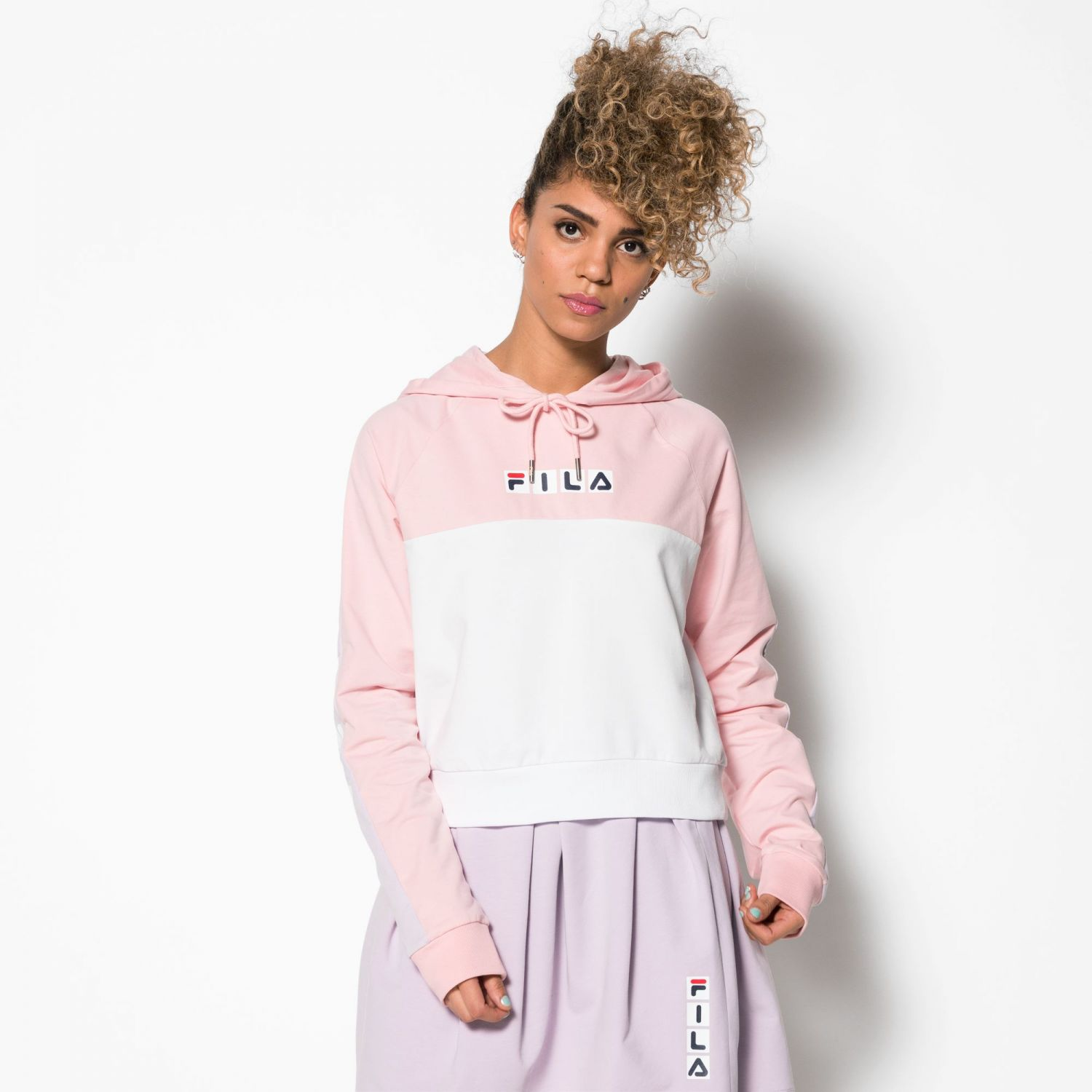 sweat fila rose