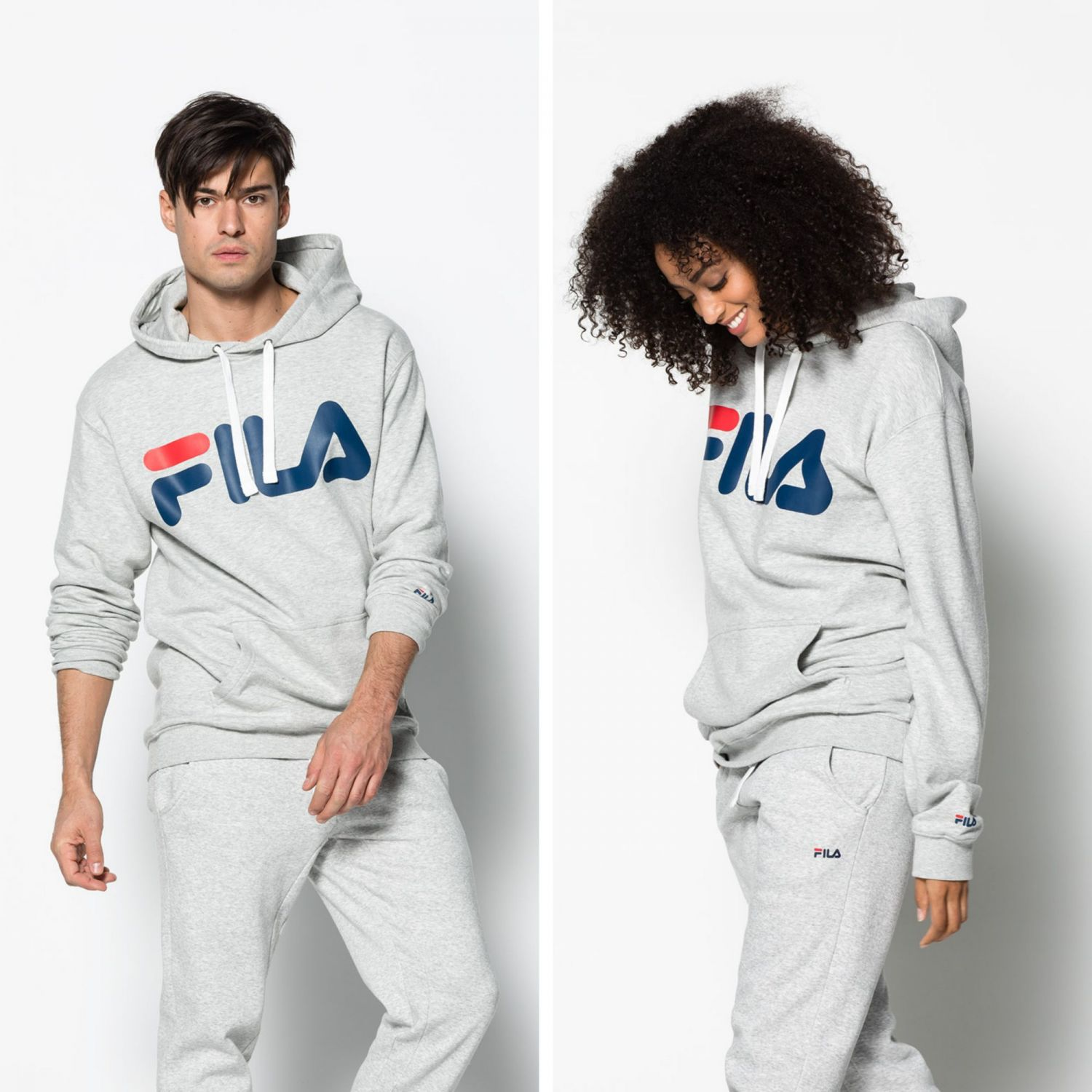 fila classic logo hood 00014201477833 off white fila germany. Black Bedroom Furniture Sets. Home Design Ideas