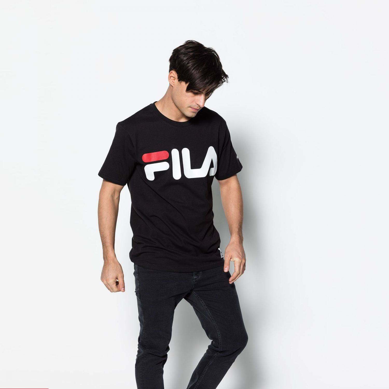 af64e6b5c123b8 Fila - Classic Logo Tee - 00014201477869 - black