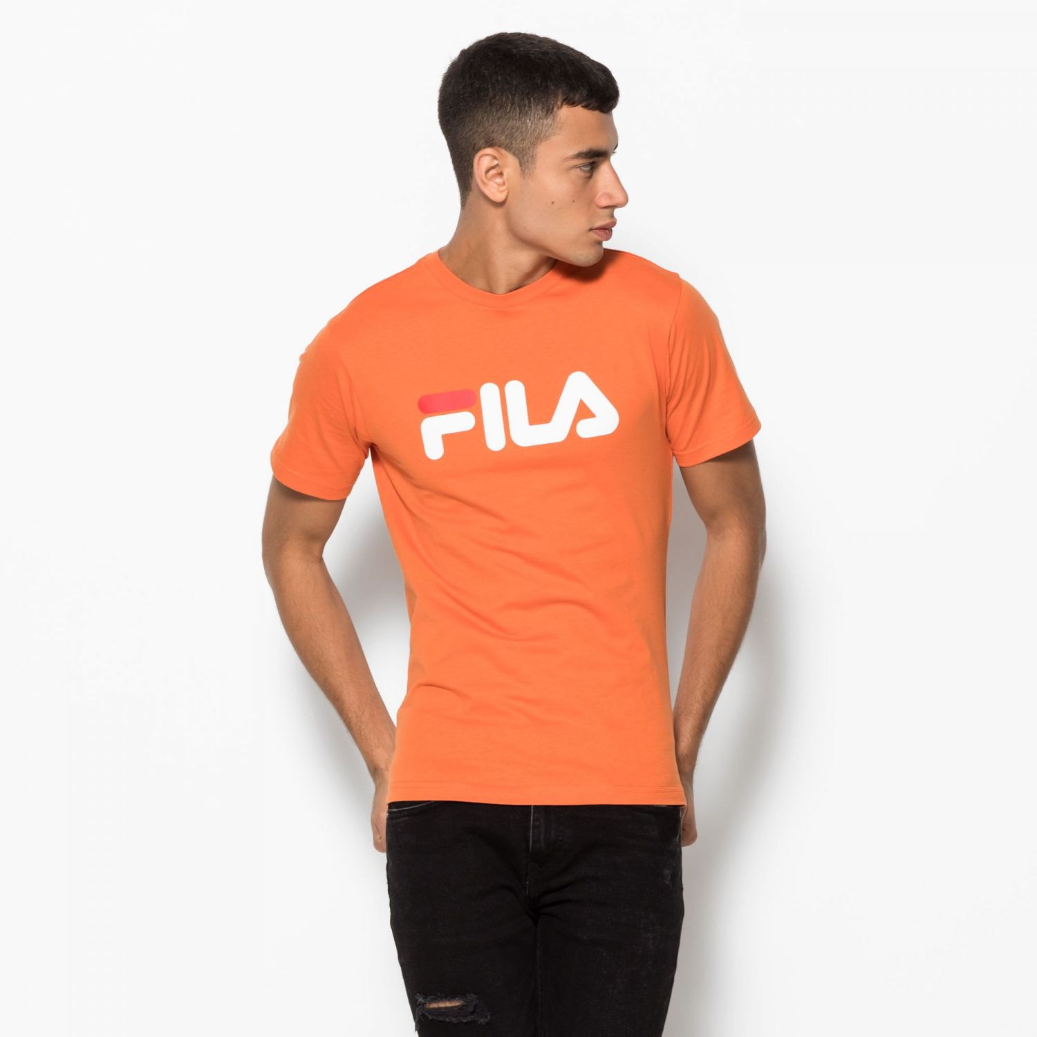 Fila - Classic Pure Tee - 00014201660011 - orange  4f4983a3c4d
