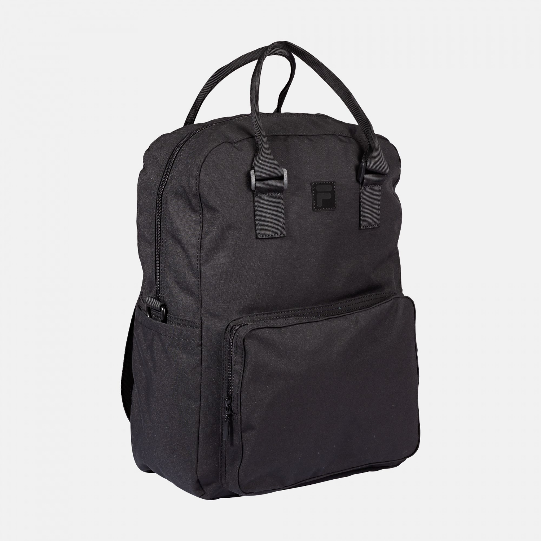 Fila Coated Canvas Convertible Mid Backpack black Bild 1