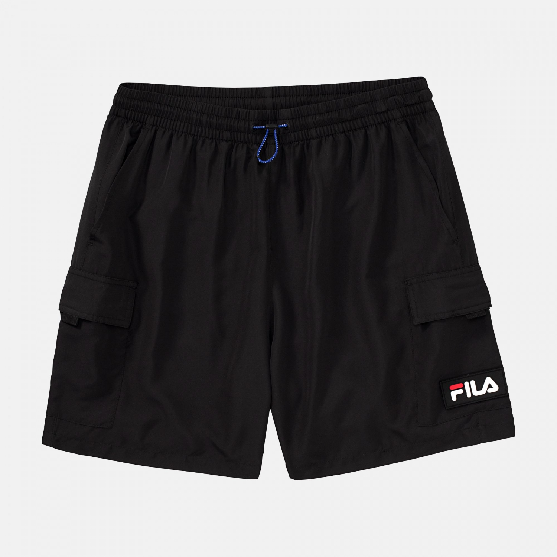 Fila Colm Woven Shorts black Bild 1