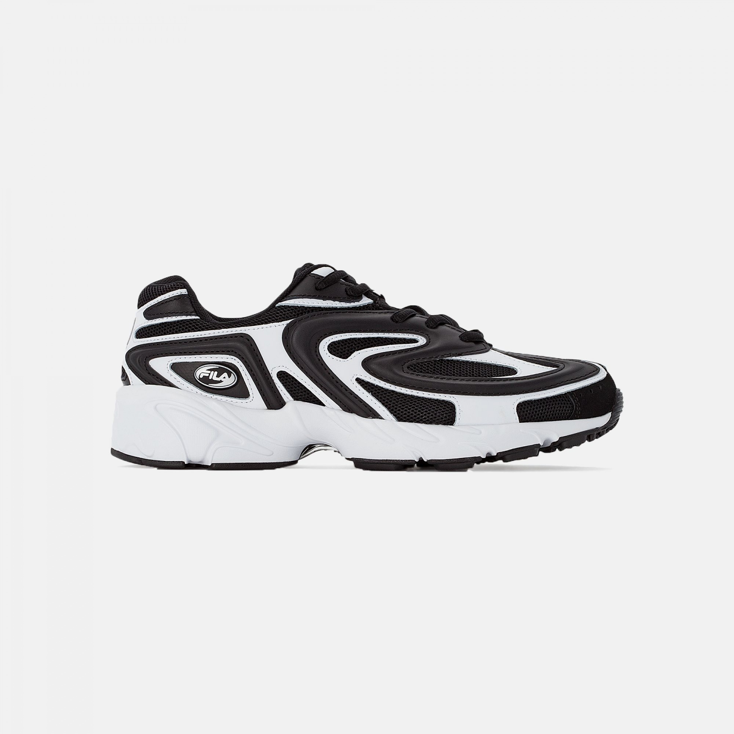 Fila Creator Men black-white-silver Bild 1
