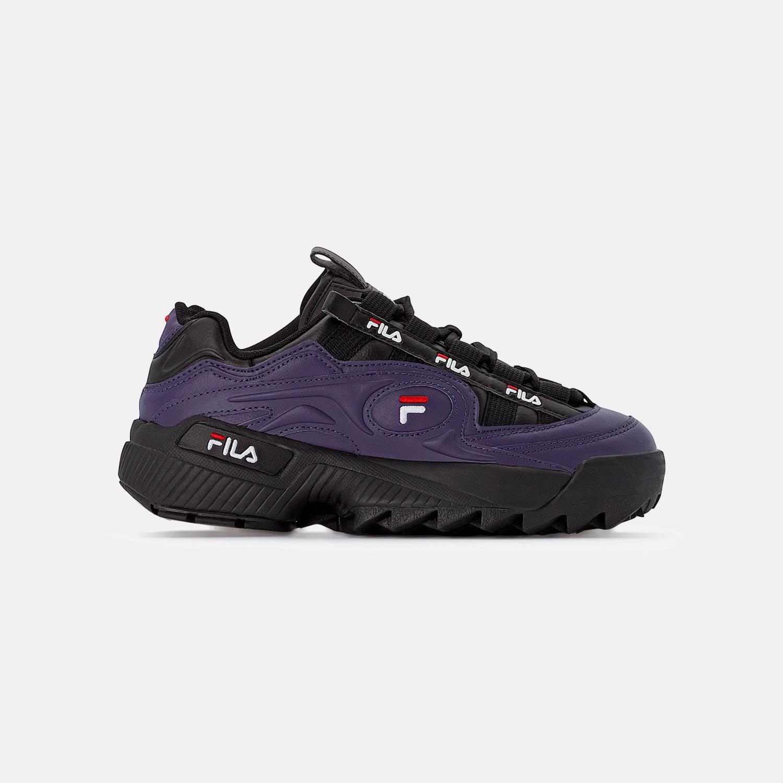 Fila D-Formation Wmn purple-black Bild 1