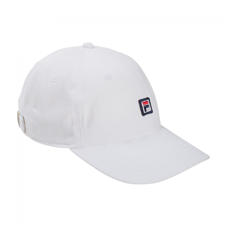 9688ae2b8ae9f Fila - Dad Cap Strap Back - 00014201657986 - white