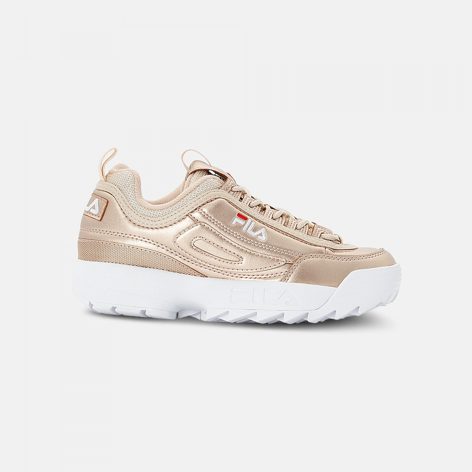 Fila Disruptor M Low Wmn gold Bild 1