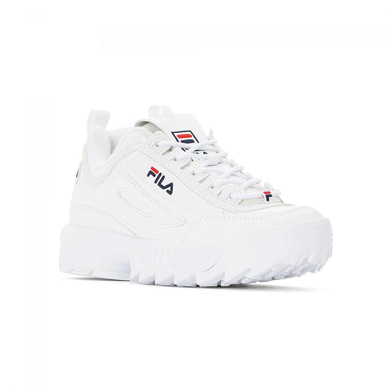 Fila - Disruptor M Low Wmn shiny-white - 00014201655...  ed23354db4