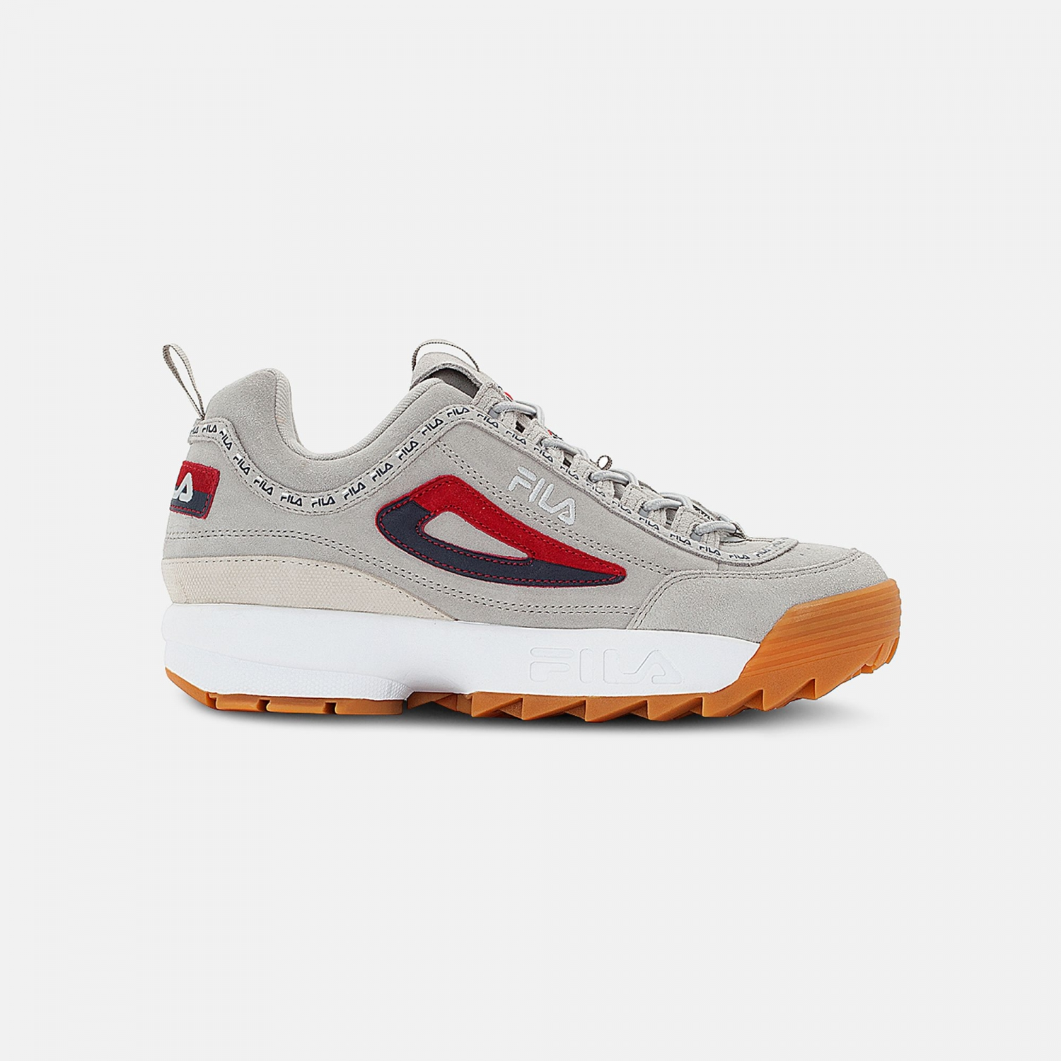 Fila Disruptor Men repeat-grey Bild 1
