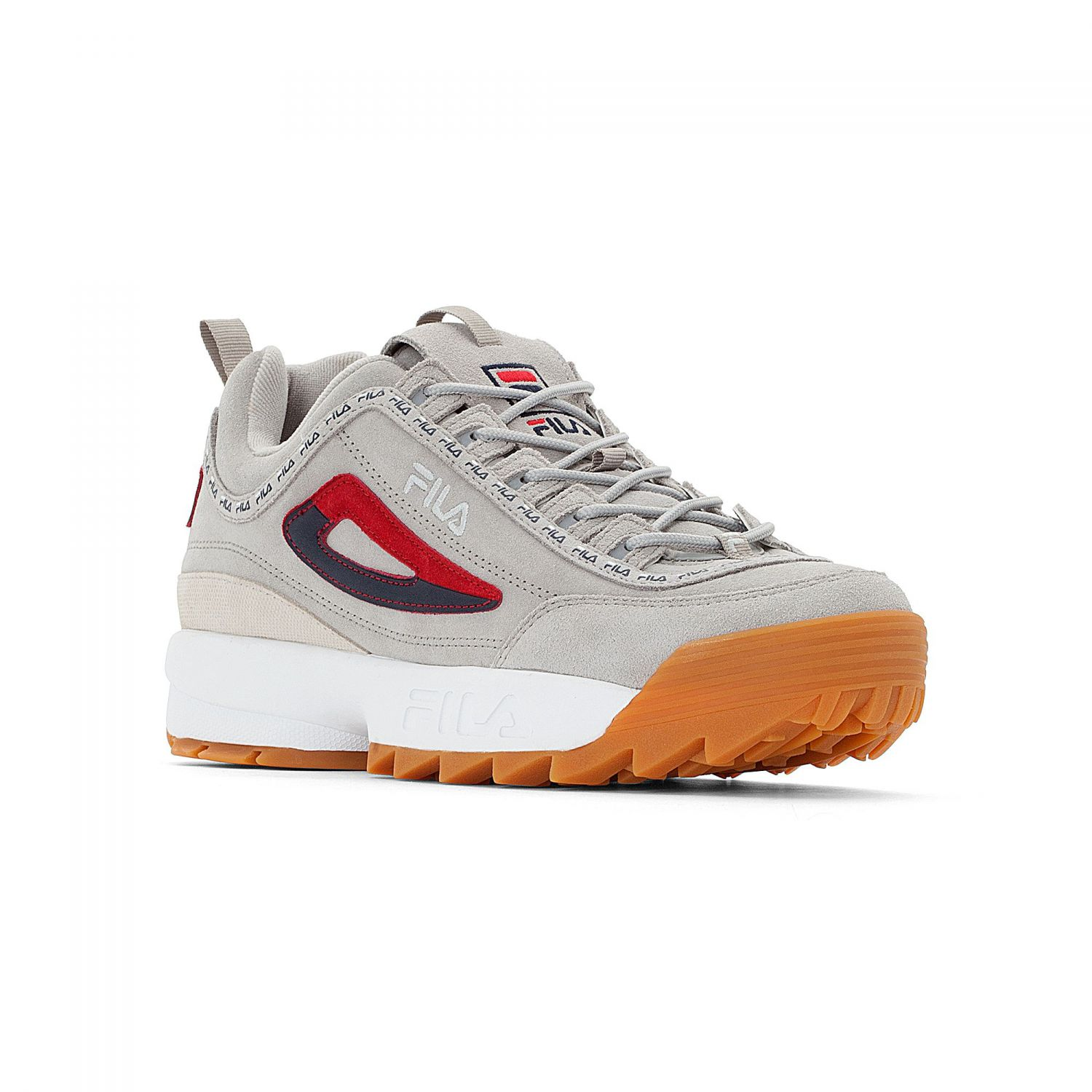 Disruptor Men repeat-grey