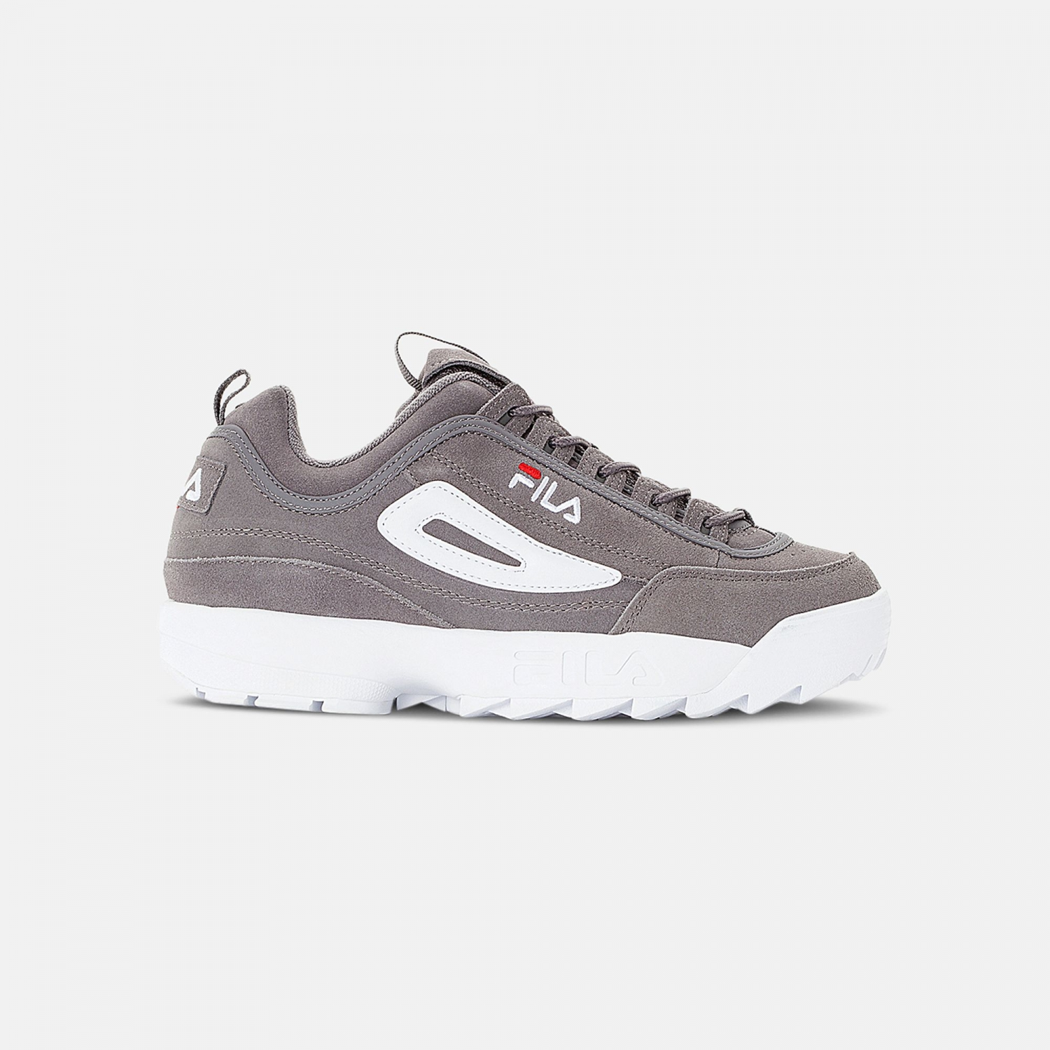 Fila Disruptor S Low Men monument-grey Bild 1