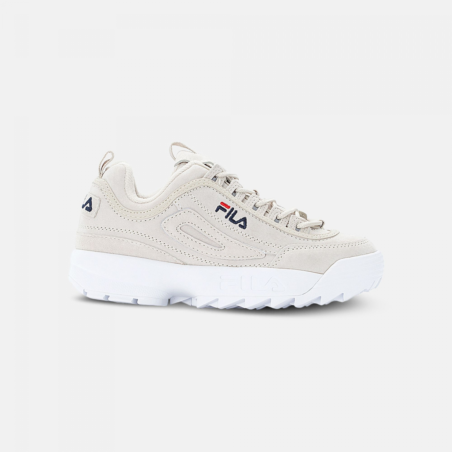 Fila Disruptor S Low Wmn chateau grey Bild 1