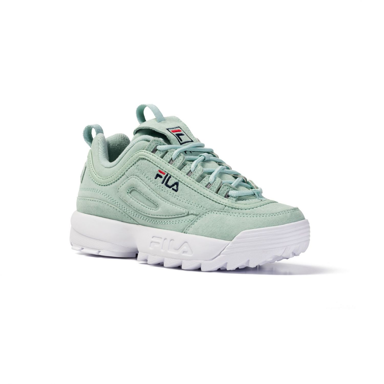 677d27a8bc63 Fila - Disruptor S Low Wmn pastel turquoise - 000142...