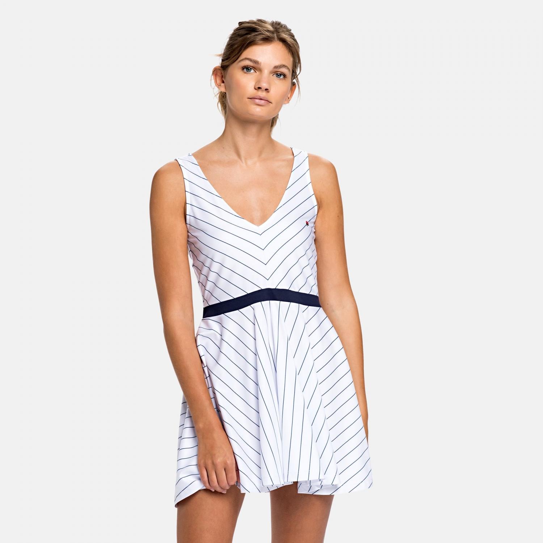 Fila Dress Lottie white Bild 1