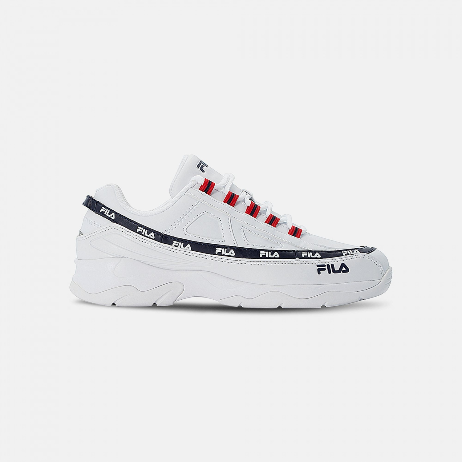 Fila DSTR 97 Evo Men white-navy-red Bild 1