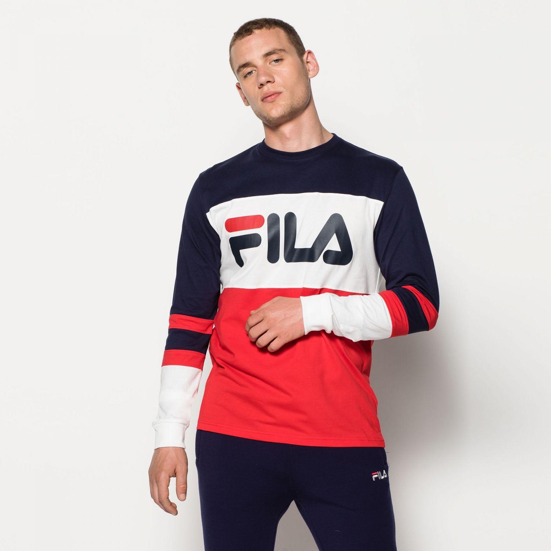 773e469360b6 Fila - Dylan Fashion Longsleeve - 00014201533834 - b...