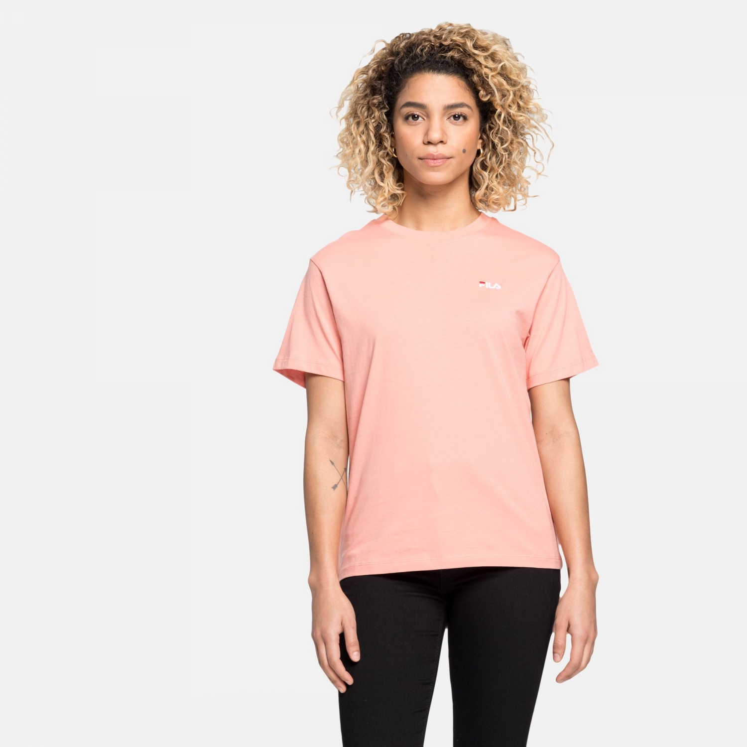 Fila Eara Tee lobster-bisque Bild 1