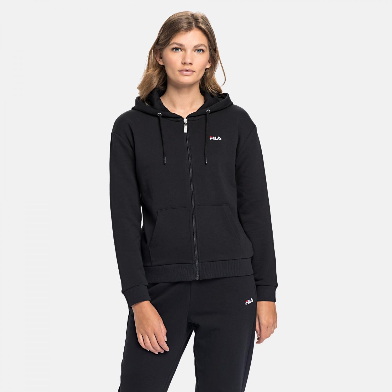 Fila Ebony Sweat Jacket black Bild 1