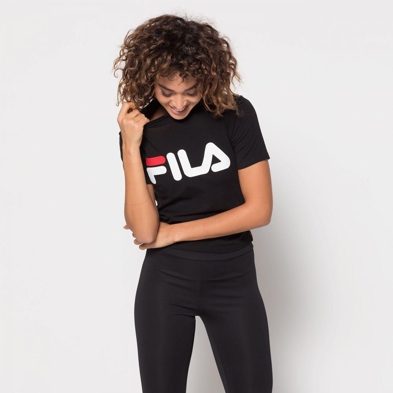 a18e8b58 Fila Every Turtle Tee - black | FILA Official