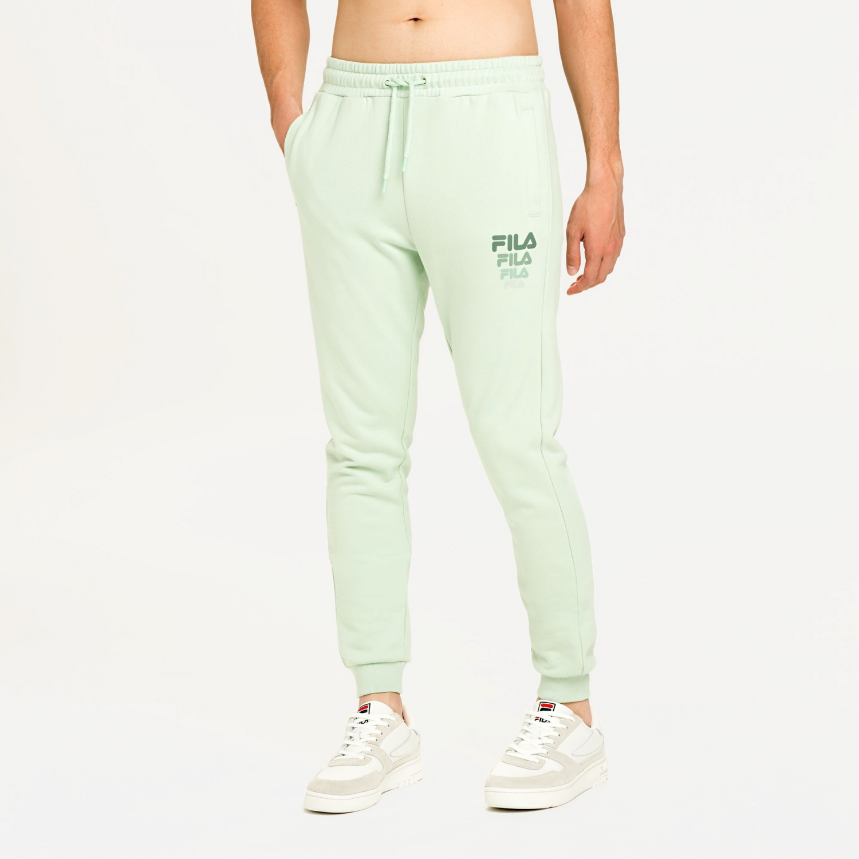 Fila Gavin Sweat Pants slit-green Bild 1