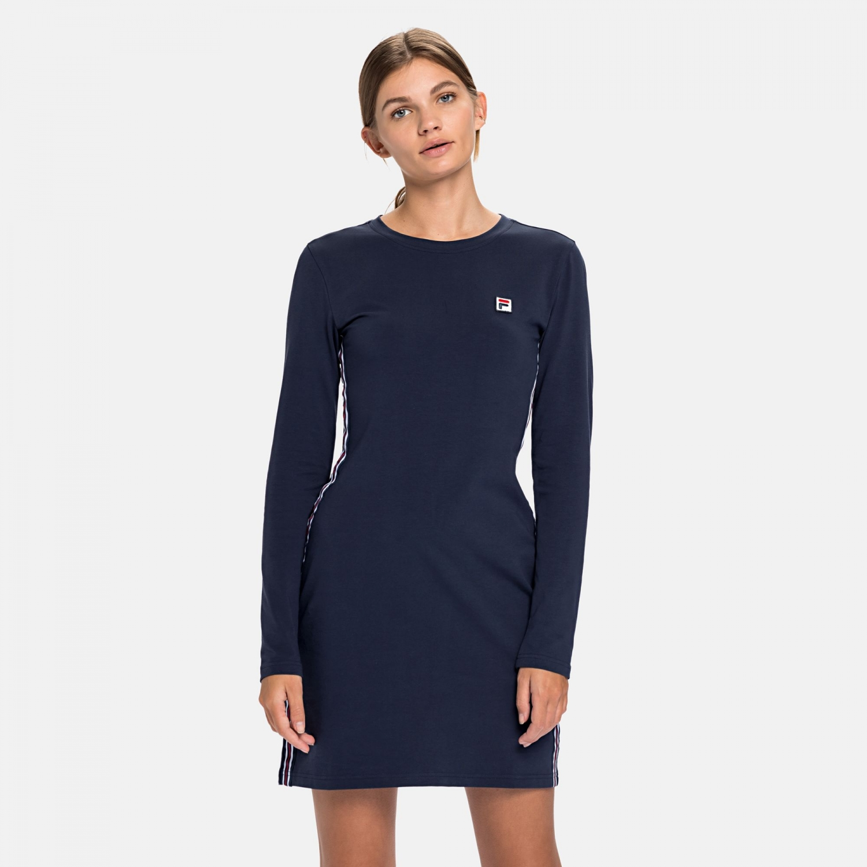 Fila Hesper Long Sleeve Dress Bild 1
