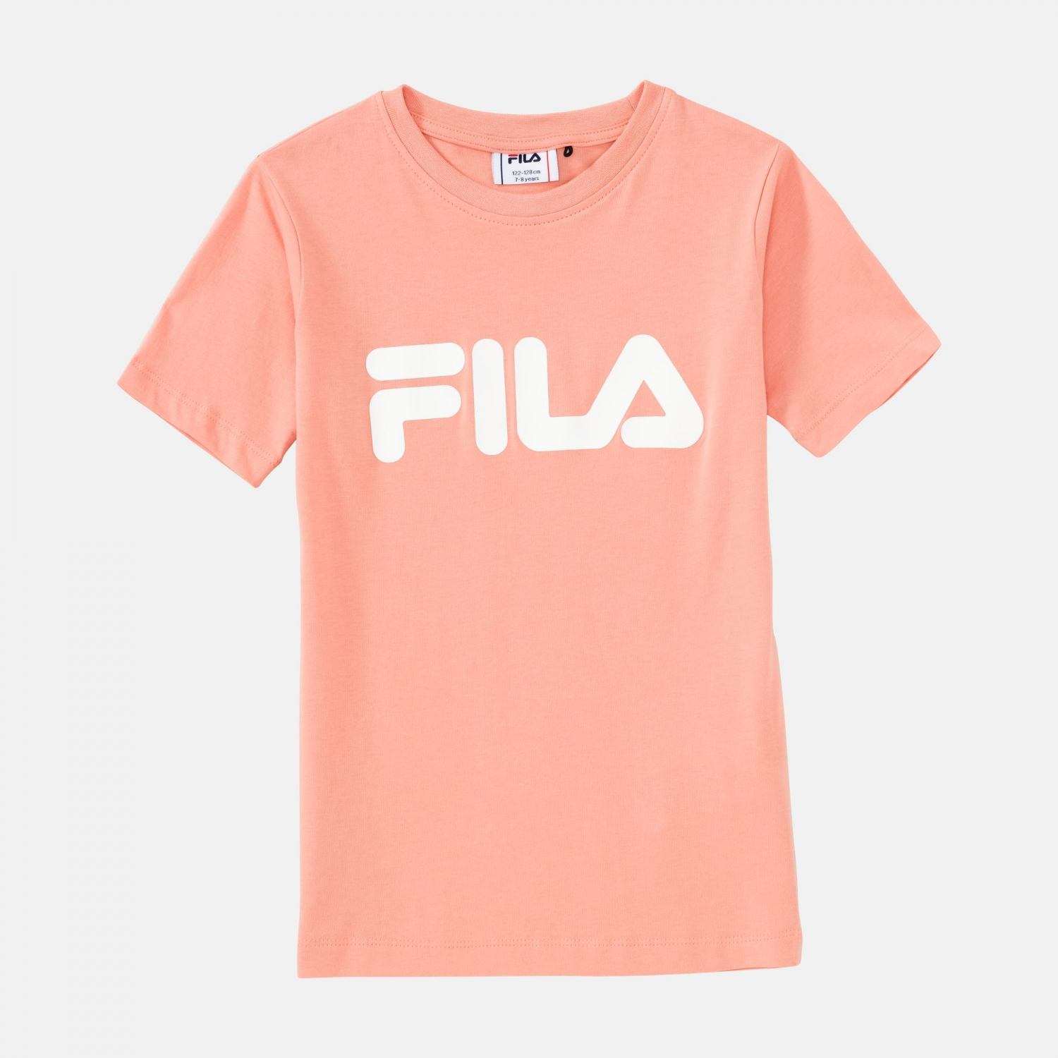 Fila Kids Classic Logo Tee lobster-bisque Bild 1