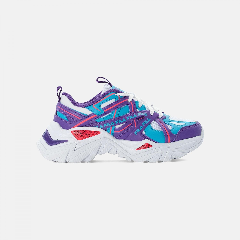 Fila Kids Electrove electric-purple Bild 1