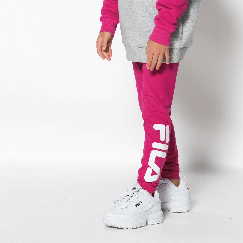 Fila Kids Flex Leggings pink-yarrow Bild 1