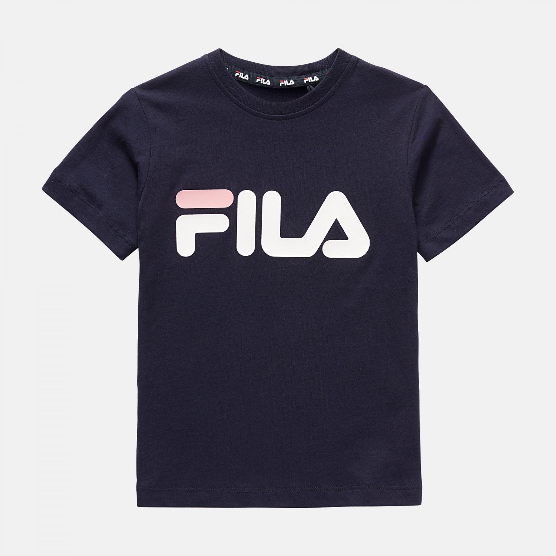 Fila Kids Lea Classic Logo Tee black-iris Bild 1