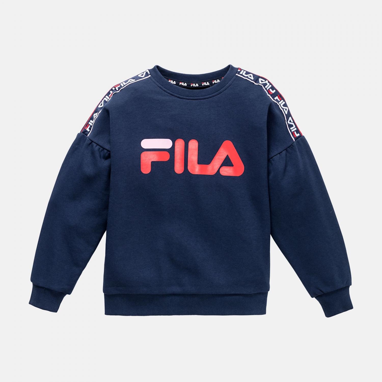 Fila Kids Mary Taped Crew Shirt Bild 1