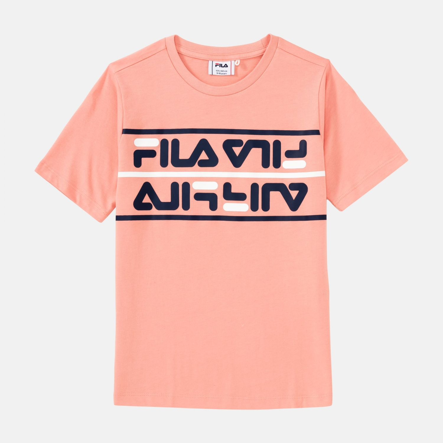 Fila Kids Salman Tee lobster-bisque Bild 1