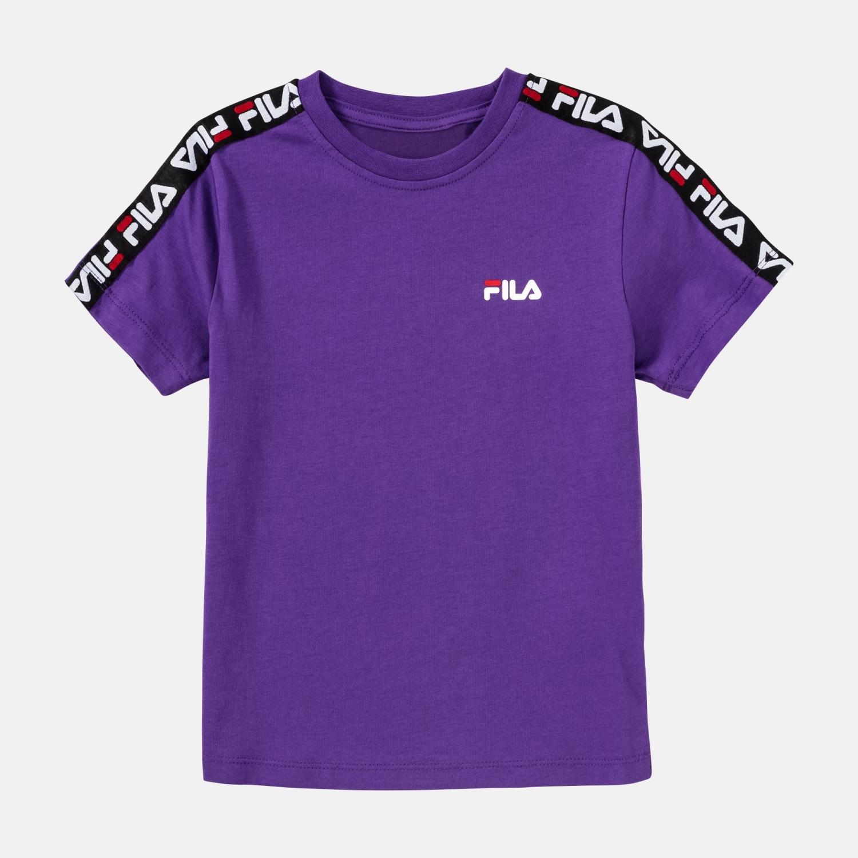 Fila Kids Tait Tee tillandsia-purple Bild 1