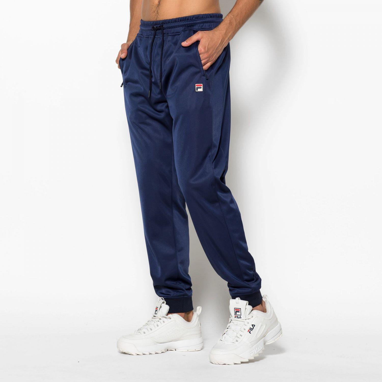 3bbe175cb9ab0 Fila - Kit Cuffed Track Pants - 00014201657142 - blue