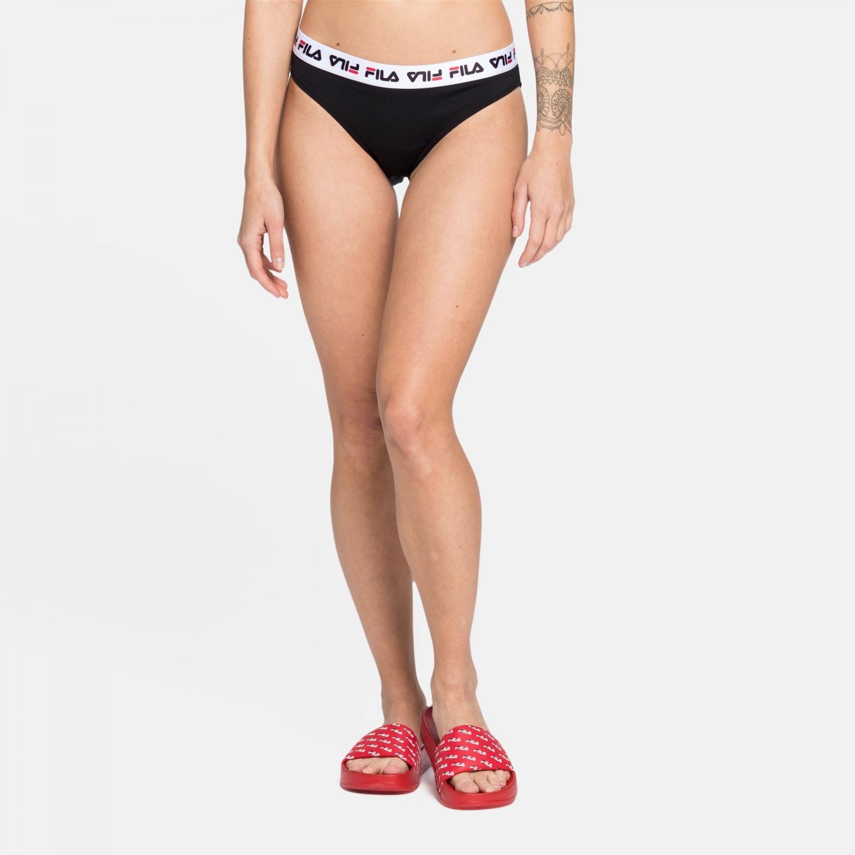 Fila Kouta Bikini Panty black Bild 1