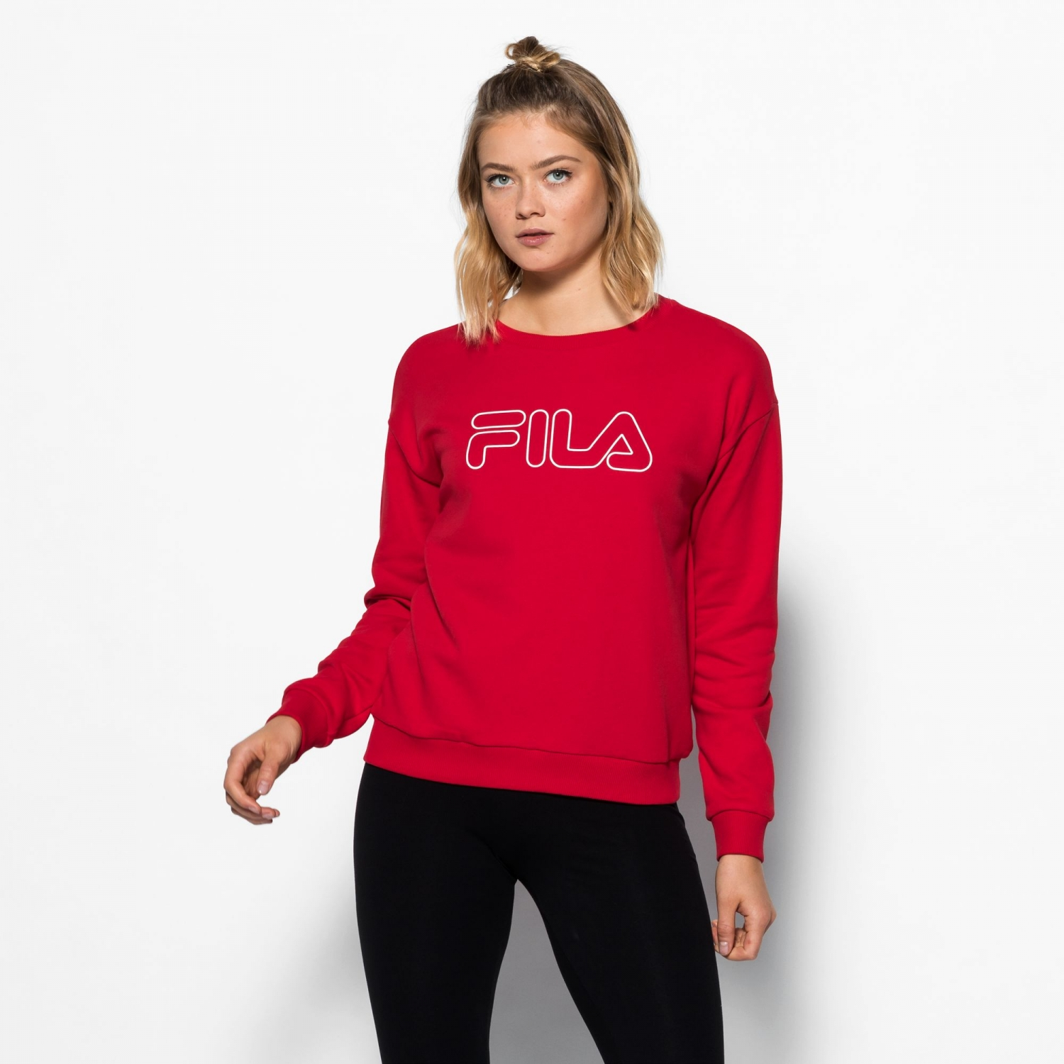 Fila Lara Crew Sweat Bild 1
