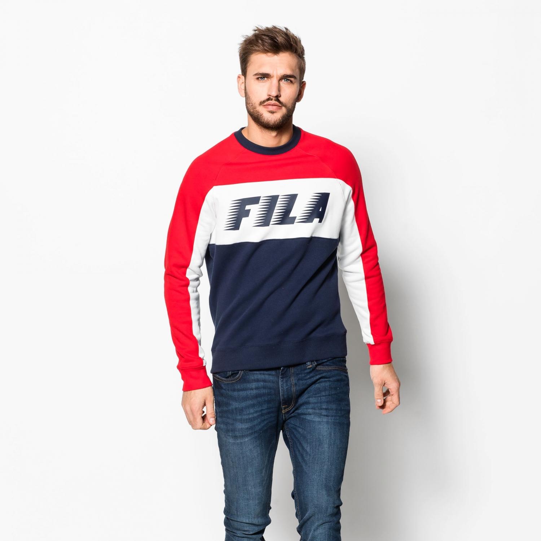 0ce357c2f75 Fila - Layton Colour Block Sweater - 00014201600532 ...