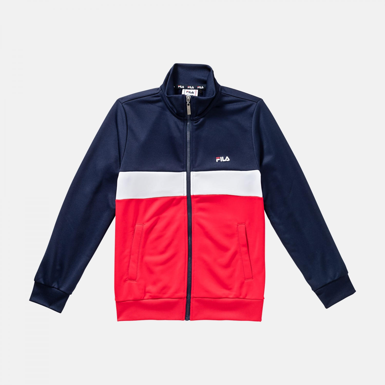 Fila Manolo Track Jacket blue-iris Bild 1