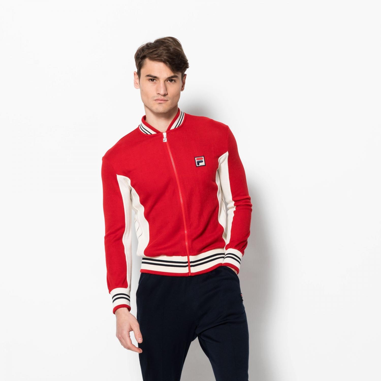 Fila Milan Fashion Week Stadium JKT Sweater Bild 1