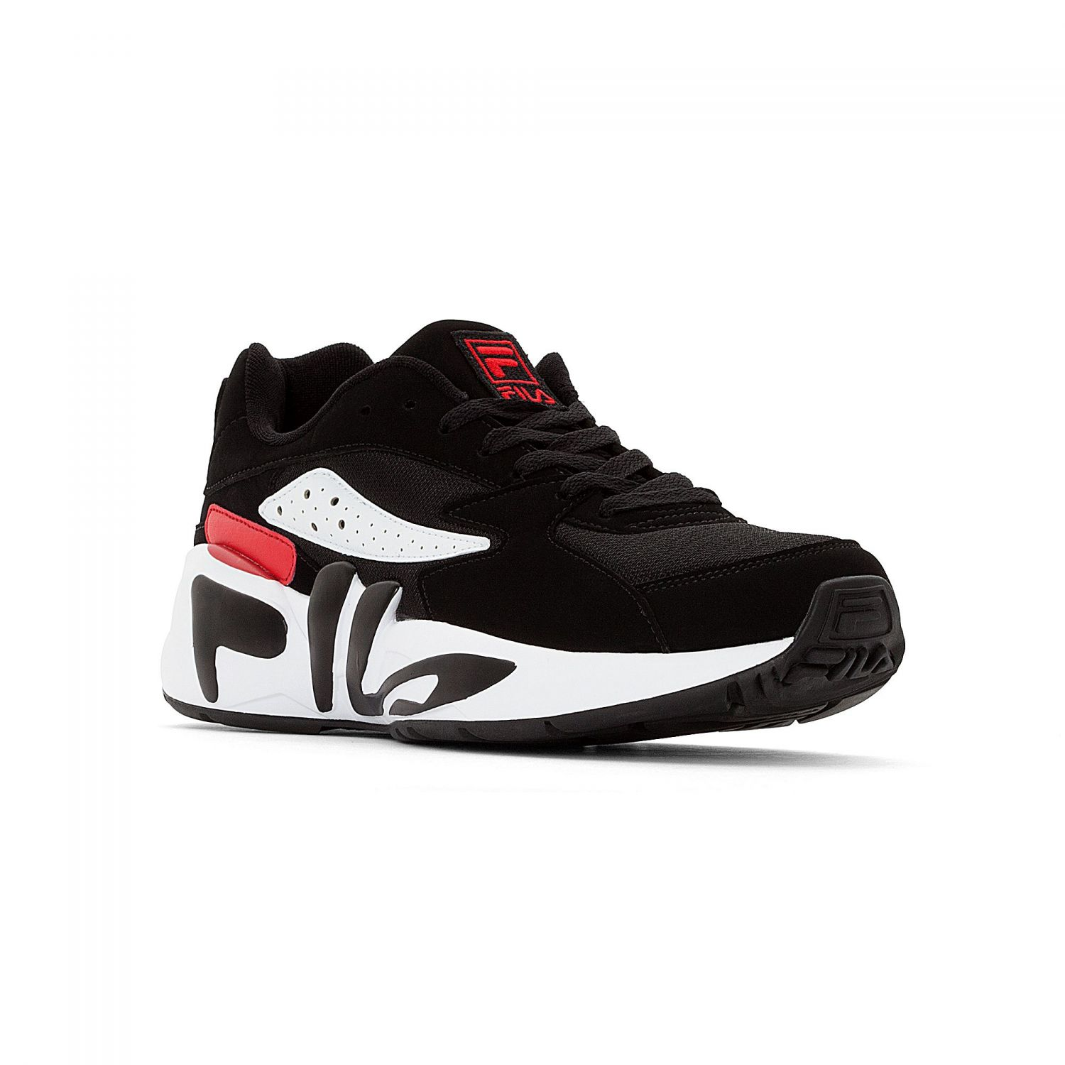 2e877f409487 Fila - Mindblower Men black-white - 00014201672627 -...