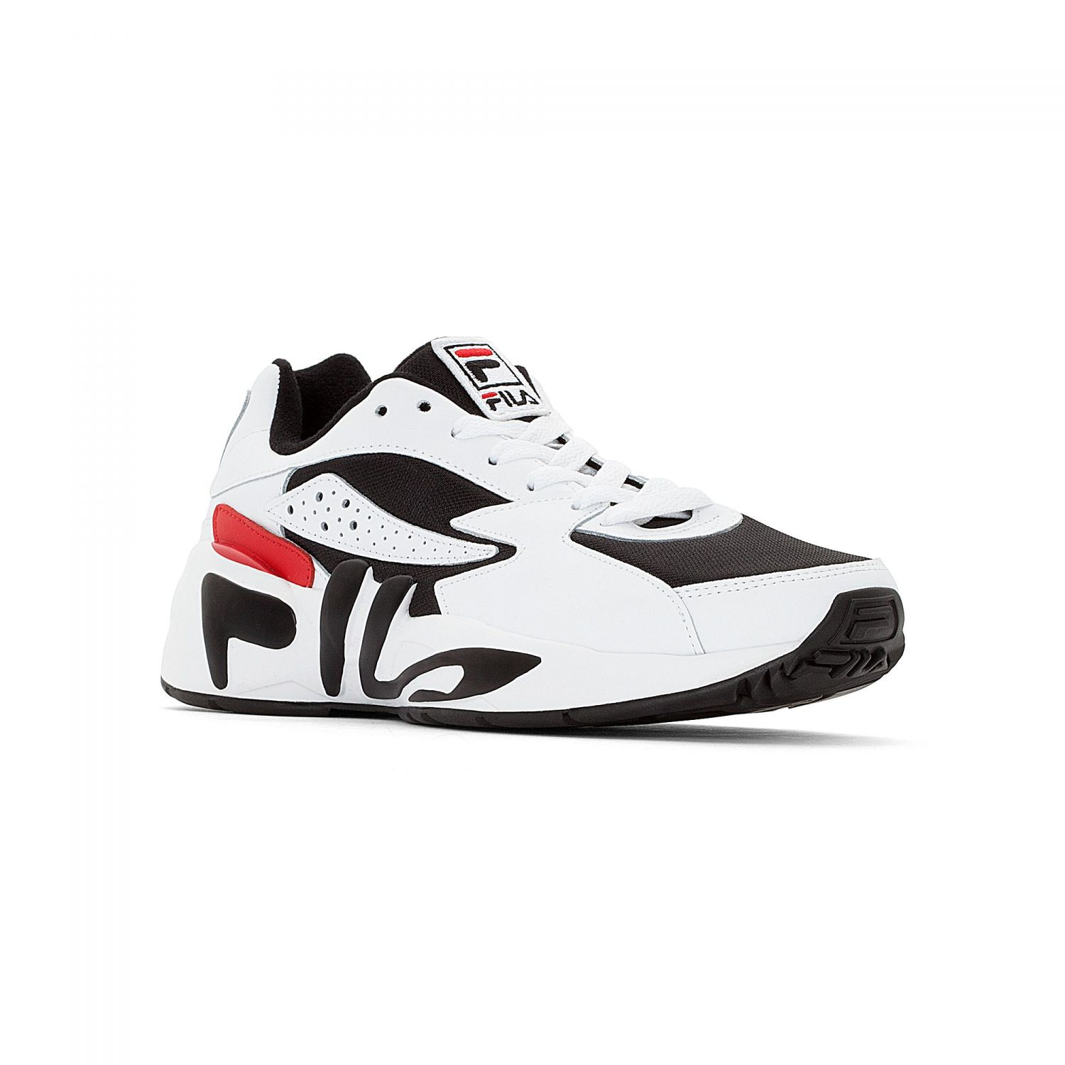 faafa69fca1f Fila - Mindblower Men white-black-red - 000142016723...