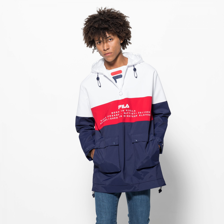 Fila Onaggis Color Block Jacket Bild 1