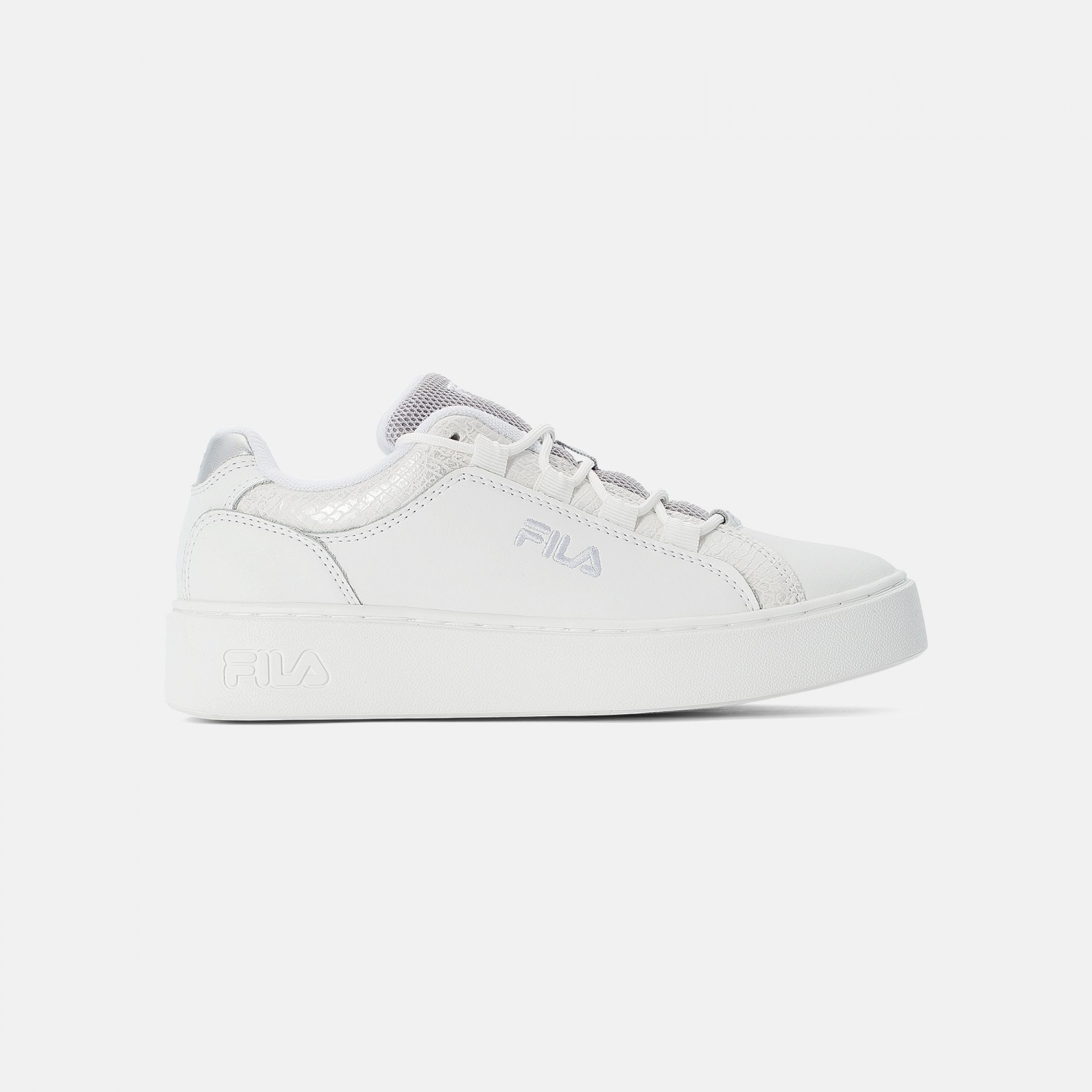 Fila Overstate X Aversario Low Wmn white-animal Bild 1