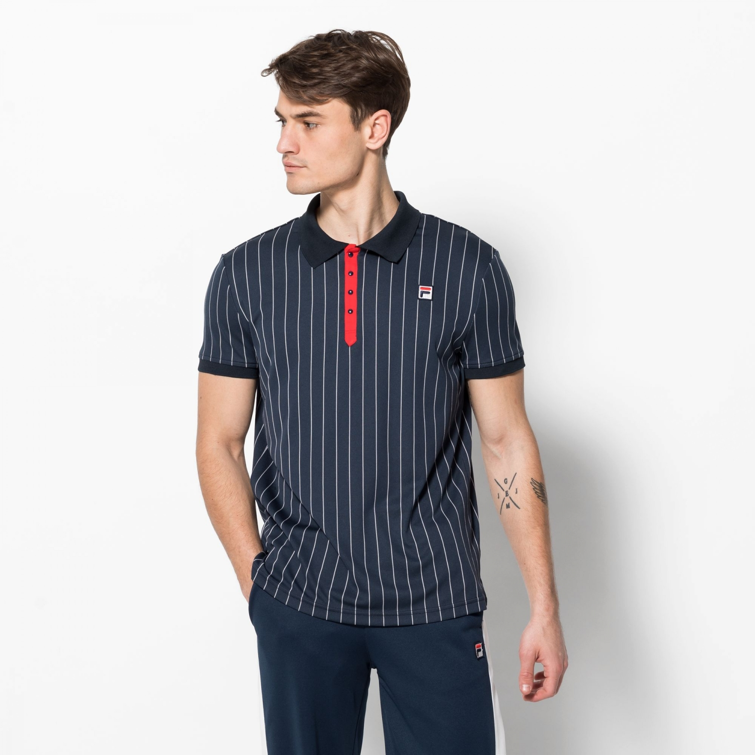 Fila Polo Stripes Bild 1