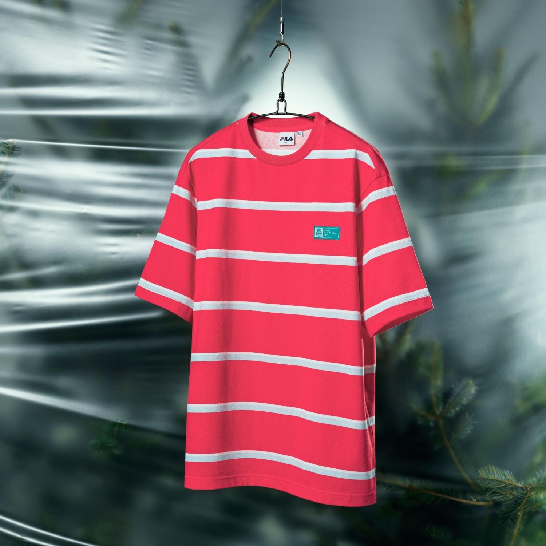 Fila Project 7 Multi Stripe RS reddish-pink Bild 1