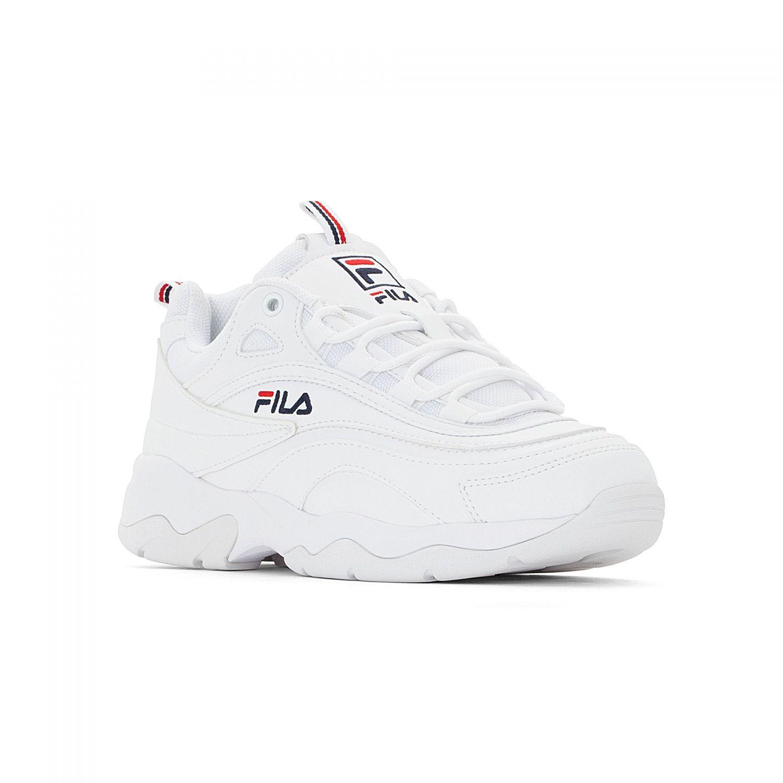 1e2c77c2cdbe Fila - Ray Low Wmn white - 00014201669370 - white